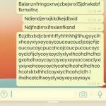 El whatsapp y los malos entendidos